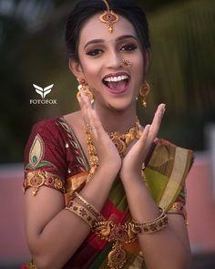 ________________________________  Team India Wedding, Makeup Studio, South India, Wedding Photos, Sari, Instagram, Fashion, Marriage Pictures, Saree
