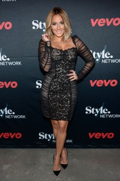 adrienne bailon dresses | PHOTOS] Jessica Alba, Nicole Ritchie and more show off serious style ...
