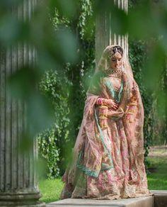 Pinterest: @cutipieanu Desi Wedding, Wedding Attire, Wedding Bride, Wedding Engagement, Rimple And Harpreet Narula, Wedding Makeover, Indian Women Painting, Bridal Elegance, Bridal Poses