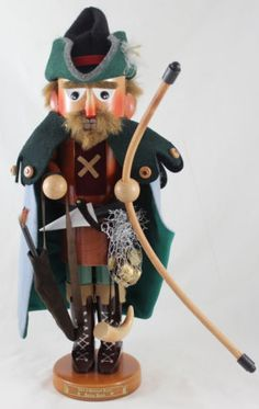 FOR THE WISH LIST Steinbach-Robin-Hood-Nutcracker