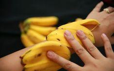 skin care:  bananas for anti aging