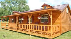 Amish cabins and Amish cabin kits. Amish log cabins and Amish log cabin kits.