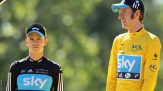 2012 & 2013 CHAMPIONS WIGGO & FROOME team sky showing the world how win Clean!!!