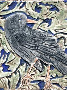 William Morris Inspired Tiles