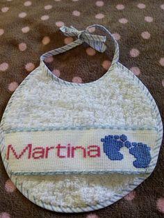 Babero martina