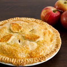 What better way to celebrate St Patrick's Day than with this traditional Irish Apple Tart? This tart can be made using a simple oven proof plate, no need for a special pie pan. It is made with a buttery pastry and a flavorful apple filling, therefore a good quality butter and fresh apples are essential for this recipe. The traditional Irish apple tart is about 1 inch high and is best to be served warm with a bit of whipped cream or ice cream.