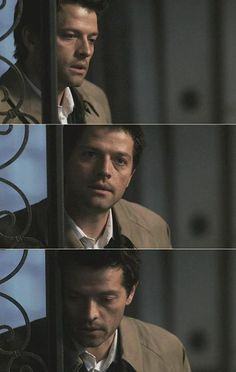 Sam: What the hell happened to you? Castiel: I found a liquor Sam: And? Castiel: And I drank it! 5x17 99 Problems