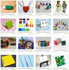 love lego crafts