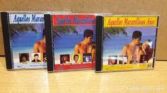 AQUELLOS MARAVILLOSOS AÑOS. LA MEJOR MÚSICA. 3 CDS / 45 TEMAS / MUY BUENA CALIDAD.