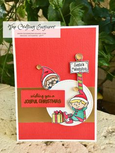 ESAD 2019 Holiday Catalogue Sneak Peak – Shannon Kissane – The Crafting Engineer Stampin Up Christmas, Christmas Tag, Christmas Projects, Christmas And New Year, Handmade Christmas, Christmas 2019, Christmas Stockings, Xmas Cards, Holiday Cards