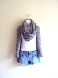 You will love to wear this super soft trendy set. The way you will use it depends on your imagination.