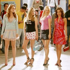 The Most Fetch Life Lessons We Learned From Mean Girls