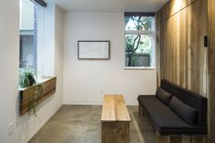 This fir clad, ground up Accessory Dwelling Unit (ADU) meets the City of Portlands stringent design standards without sacrificing personality and presence. The modern, minimalist interior includes custom Oregon white oak cabinetry fabricated by FIELDWORK, generous natural light, and a custom...