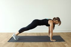 6 Ab Exercises That Are Better Than Crunches Workout Six Packs Workout For Flat Stomach, Abs Workout For Women, Tummy Workout, Flat Tummy, Toning Workouts, Ab Exercises, Stomach Exercises, Workout Bauch, 6 Abs