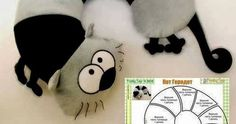 Olá amigas e amigos leitores do nosso blog, tudo bem? Hoje trago um molde de almofada de pescoço, muito usada no carro para a criança não d...