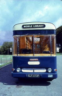 Someday we will have a mobile Library.