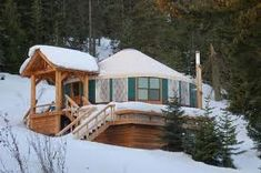 yurt living would suit me well