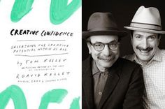<strong>'Creative Confidence'</strong> </br>by Tom & David Kelley