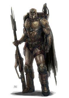 Character Design, Patricio Clarey on ArtStation at https://www.artstation.com/artwork/character-design-2c4297d4-163e-405a-ae61-a8d8fff70141