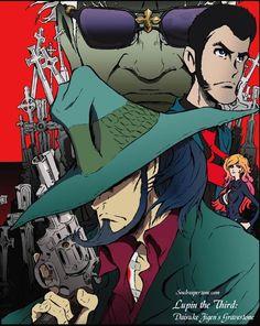 Lupin the IIIrd: Jigen Daisuke no Bohyou Uncensored Bluray [BD] Episodes 480p 70MB | 720p 120MB MKV