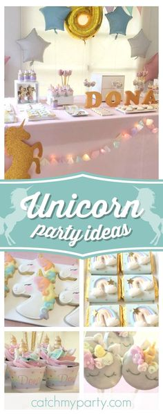 princess first birthday party Unicorn Birthday Parties, Birthday Balloons, Birthday Party Themes, Birthday Ideas, Princess First Birthday, Girl Birthday, Kids Party Themes, Party Ideas, Theme Parties