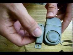 DIY Camp Perimeter Sentry Alarm Dollartree Window Alarm Hack | 101 Ways to Survive