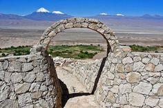Pukará de Quitor, San Pedro de Atacama (Chile)   Sinbad
