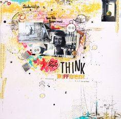 Moments of Inspiration: Think Different...