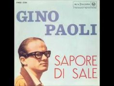 Sapore di sale + Italian lyrics +English translation http://www.easylearnitalian.com/2013/05/learn-italian-with-music-sapore-di-sale.html