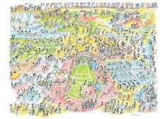 """Puzzle """"Olimpiadi"""". #formiche #puzzle #sport #olimpiadi #international"""