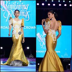 Filipiniana Dress, Filipina, Pageant, Philippines, Culture, Gowns, Costumes, Formal Dresses, Modern