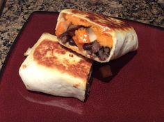 I love sweet potato and I really love burritos. I have been seeing so many fusion type recipes that I thought it would be fun to try one of my own out! Let me tell you, I might not share these wit…