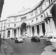 Fiat 500 Napoli Galleria Umberto I #TuscanyAgriturismoGiratola