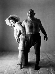 Maurice Tillet 'The French Angel' (1903-1953) was a professional wrestler who developed acromegaly when he was 17. The character 'Shrek' was modeled after him.