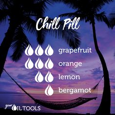 Sit back and chillax with this summertime diffuser recipe! Let me know in the comments if you try it! Essential Oils Guide, Essential Oil Uses, Natural Essential Oils, Essential Oil Combinations, Essential Oil Diffuser Blends, Young Living Oils, Doterra Essential Oils, Diffuser Recipes, Summertime