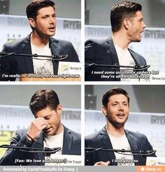 Awww Jensen