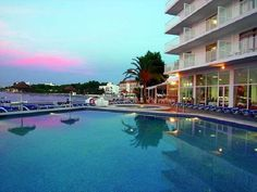 Azuline Mar Amantis I & II #Hotel were your can stay & relax. #Ibiza  Book a package tour now!