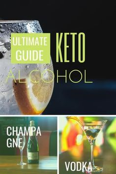 This holiday season, if you are hosting low-carb, keto dieters, here is your ultimate keto alcohol guide you need to read for the perfect alcohol selection at your party. Shake, Ketogenic Diet Meal Plan, Keto Diet Plan, Keto Wine, Keto Cocktails, Diet Dinner Recipes, Diet Recipes, Low Carb Drinks, Iced Coffee
