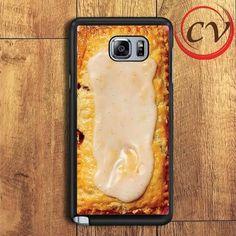 Toast Pop Tart Samsung Galaxy Note 5 Case