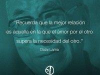 Dalai Lama: Amor por el otro