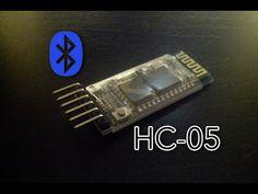 arduino desde cero(# 15 configuracion de un Bluetooth HC05) - YouTube