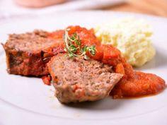 Receta   Meatloaf (Pastel de carne) - canalcocina.es