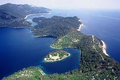 Nationaal Park Mljet, informatie over het eiland Mljet