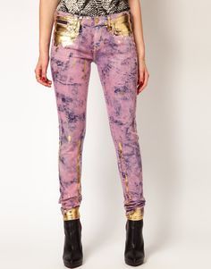 Vivienne Westwood Anglomania for Lee Jeggings