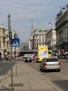 #Wien, Kärnten Straße Street View