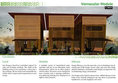 Arts & Architecture: Cambodian Sustainable Housing Competition Entry ( Building Trust International)