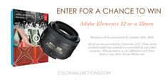 Awesome Giveaway at Colorvale!