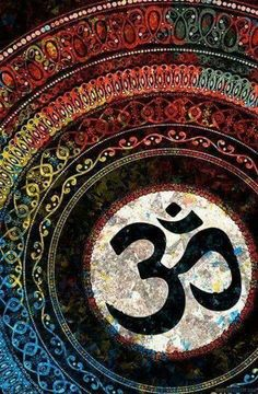 Items similar to Om - Mandala digital painting poster print version 2 on Etsy Sf Wallpaper, Hippie Wallpaper, Shiva Art, Hindu Art, Ganesha Art, Mandala Design, Mandala Art, Yoga Kunst, Om Art