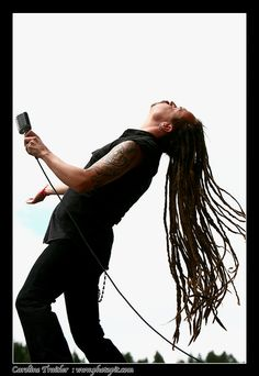 Amorphis at bang your head...Tomi Joutsen is an amazing monster and Ive seen him live at Sao Paulo, twas probably the best gig of my life. pic by DragonLady1 at deviantart