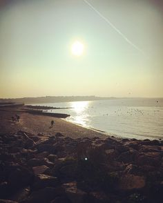 Hazy Friday afternoon in Whitstable #thenightbefore #lucyismarryingoli by alexanderkenzie